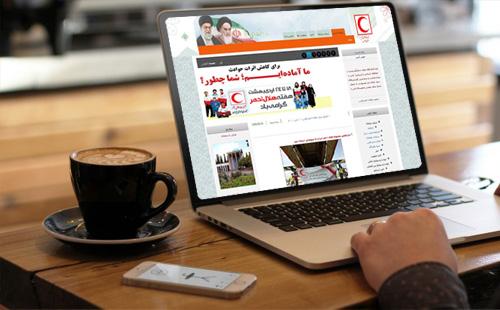 طراحی سایت خبری،دولتی