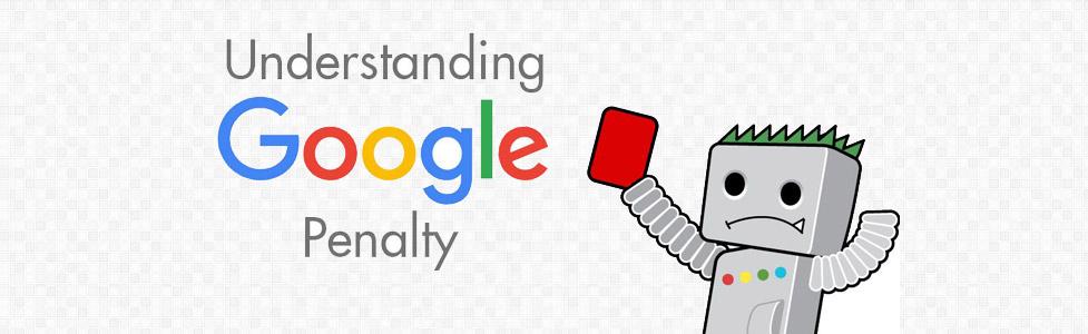 منظور از پنالتی شدن سایت : فهمیدن دلایل و راه های پیشگیری و رفع پنالتی گوگل