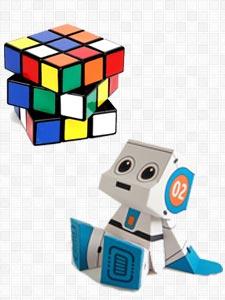 ربات حل مکعب روبیک